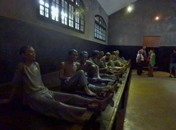 Prision Hanoi Vietnam