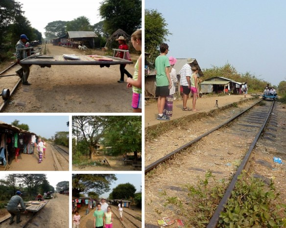 Bamboo Train Village
