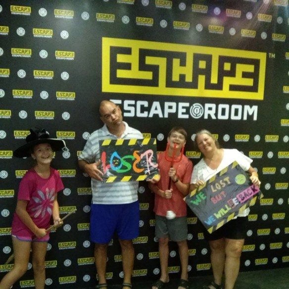 Escape Room Penang Wagoners Abroad failed the mission
