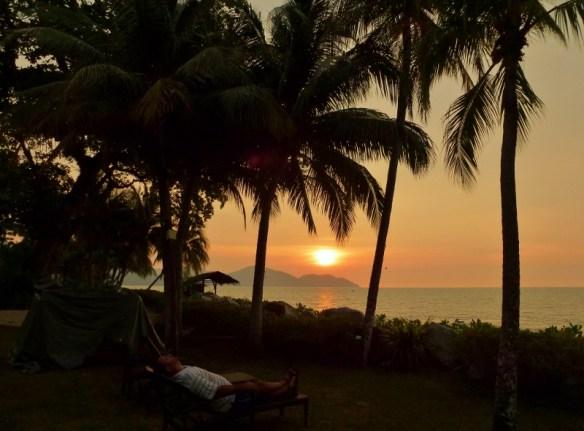 Golden Sands Resort Penang Sunset Batu Ferringhi