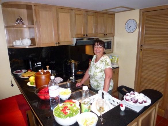 Grandma's Amazing Cooking in Phuket Thailand Feb 2015
