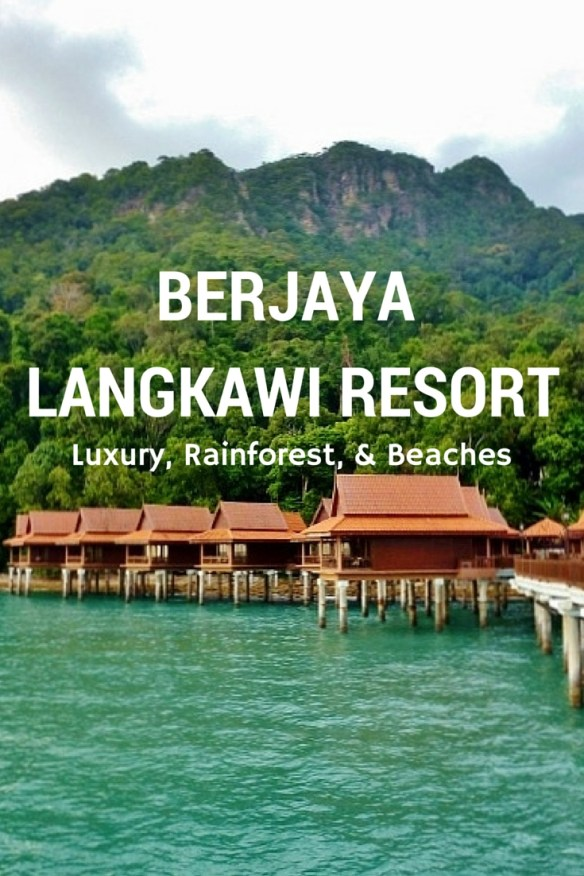 Berjaya Langkawi Resort Rainforest and Beach Read more on WagonersAbroad.com