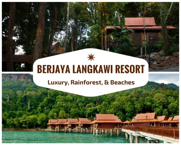 Here's our Berjaya Langkawi Resort Review. Rainforest, Beach & Monkeys At The Berjaya Langkawi Resort.  Offering luxury, adventure and relaxation.  Perfect for romance or families. Read more on WagonersAbroad.com