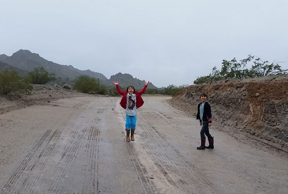 By Our Very Nature Raevynn and Autumn in-rain-in-the-desert-phoenix