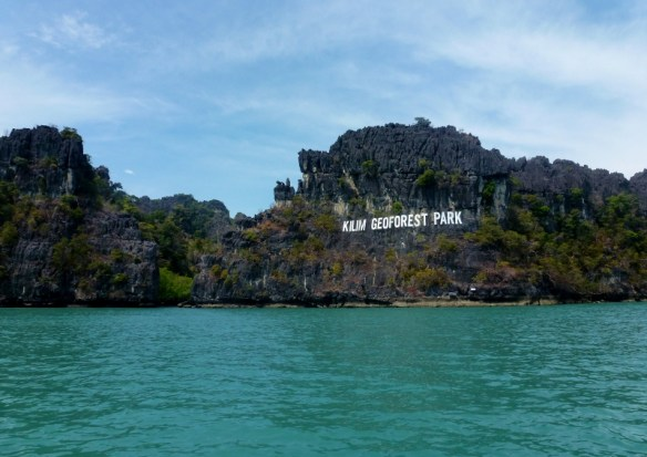 Kilim Geoforest Park Langkawi Malaysia