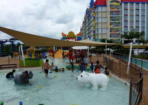 Legoland Water Park Johor Bahru Malaysia toddler area