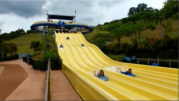 Legoland Water Park Johor Bahru Malaysia Slide Racers