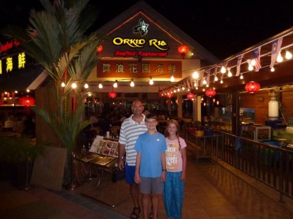 Orchid Ria Chenang Beach