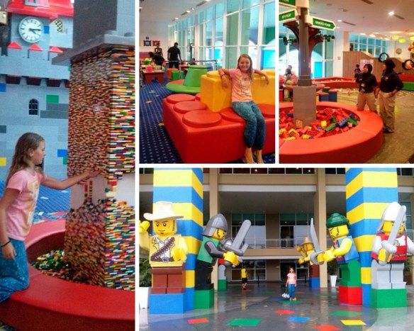 Legoland Hotel and Resort Malaysia collage