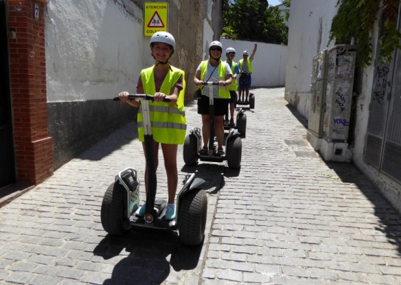 Granada-Spain-Segway-Tour-with-EnSegway-Albaicin-Wagoners-Abroad-in-a-row