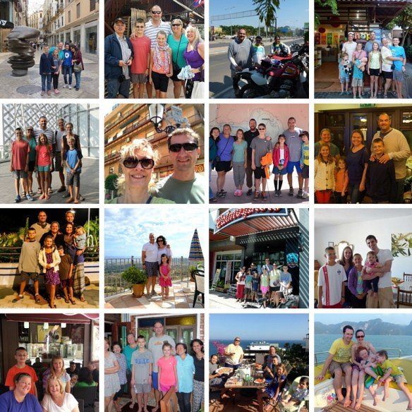 Wagoners Abroad Fellow Travelers and Friends - Ships Passing - Travel Lifestyle - Friends