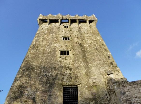 Blarney Castle County Cork Ireland - Kissing the Blarney Stone. Read more on WagonersAbroad.com
