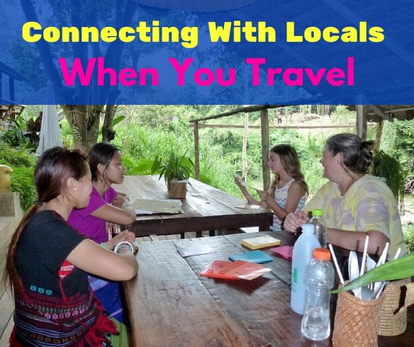 Connecting With Locals When You Travel Chiang Mai