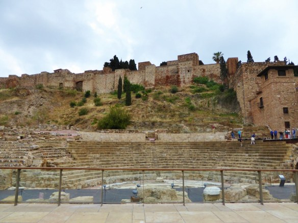 Devour Malaga Food Tour - Roman Theater and Alcazaba