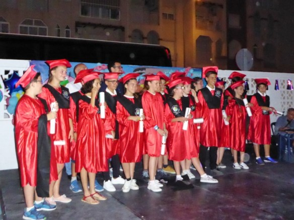 La Noria graduating class of 2016 Anya