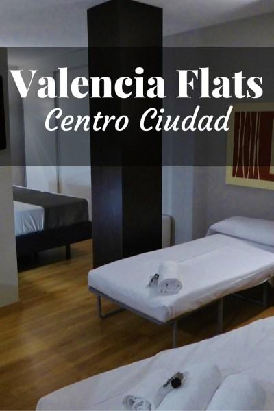 Valencia Flats Centro Ciudad