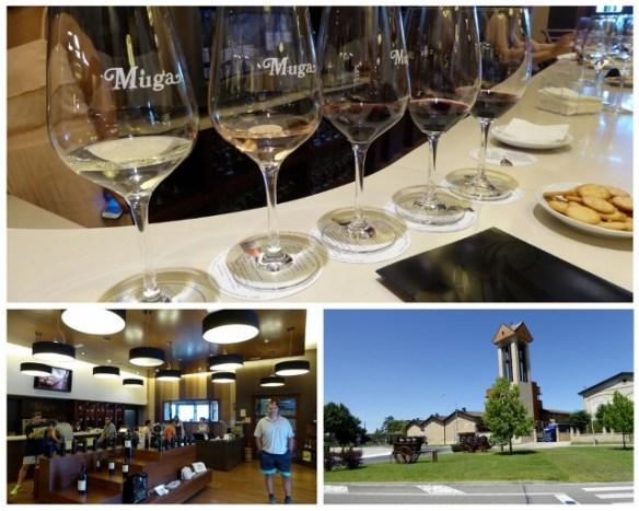 Bodegas Muga Rioja Spain Wine Bar