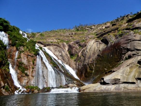 Cascada de Ézaro visit Galicia Spain