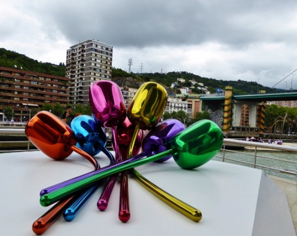 From Santander to La Rioja, make a stop at the Guggenheim Bilbao Basque Country Spain