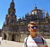 Santiago de Compostela Galicia Spain