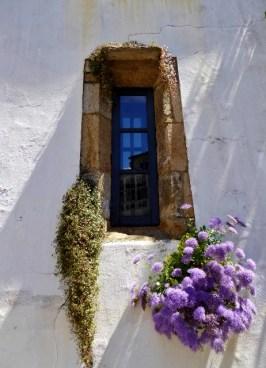 Santiago de Compostela Galicia Spain a cool window