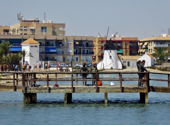 Lo Pagan mud baths second time Murcia Spain