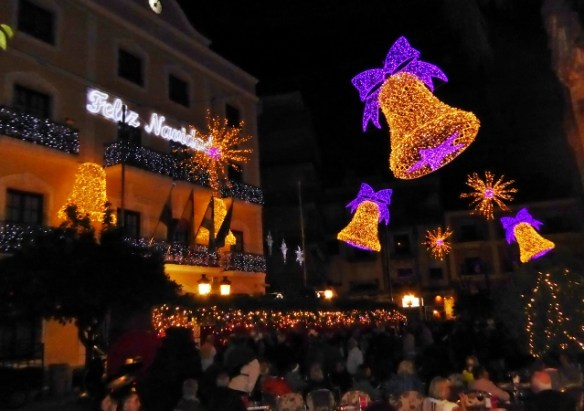 Almunecar Christmas Market