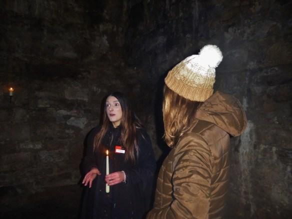 Edinburgh Scotland Mercat Tours Ghosts