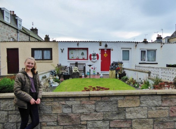 One Of The Best Tiny House Villages Footdee Fittie so cute