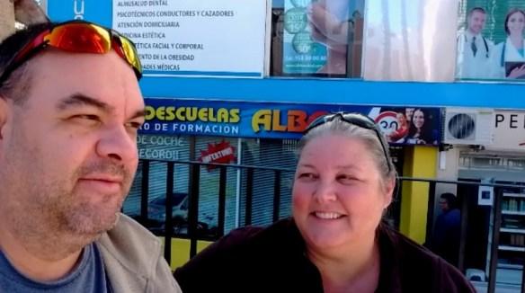 Spanish Drivers License uupdate photo