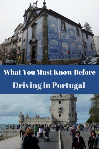 What You Must Know Before Driving In Portugal. Planning on driving in Portugal?  Well, we have a few tips to help you out.  First we will thrill you with our story and you will find some resourceful information at the end.  Read more on WagonersAbroad.com