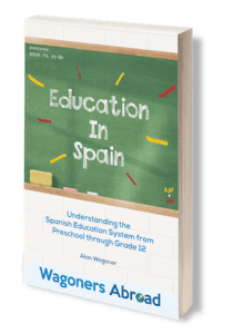 Are you interested in schools in Spain? This eBook provides a wealth of information about the Spanish Education System from pre K through high school. Read more on WagonersAbroad.com
