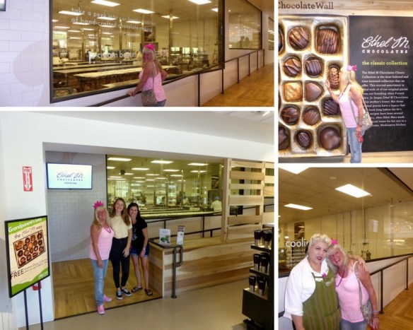 Ethel M Chocolate Museum in Las Vegas