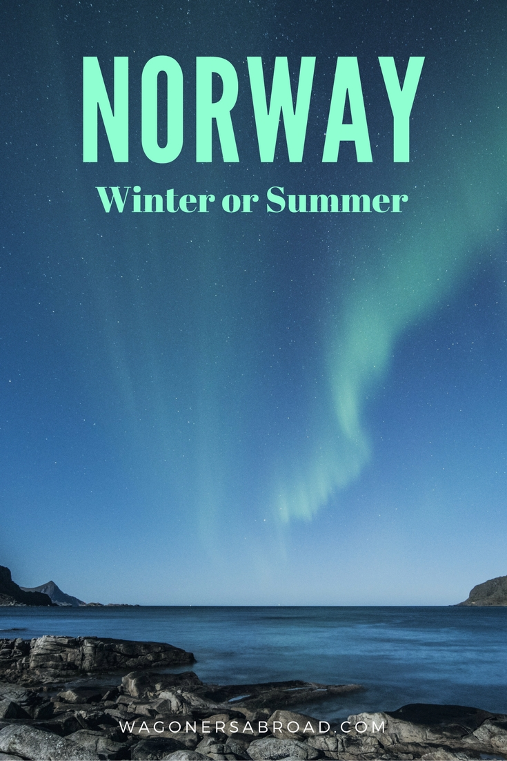 Which Is Best, A Winter Or Summer Norway Vacation?