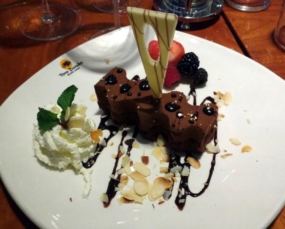Amsterdam Christmas Doro Torado dessert