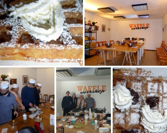 Belgian Waffle Workshop Brussels