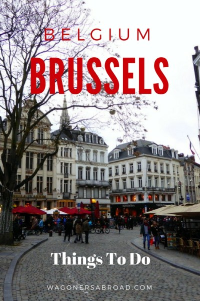 This is a great travel guide for what to do in Brussels, where to eat and even recommended Brussels Hotels.  It is our complete itinerary to visit Brussels with teens, during the Christmas and New Year season. Read more on WagonersAbroad.com