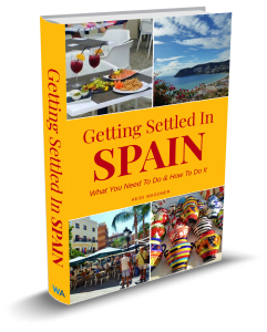 if you are moving to Spain from the US or just about any other country, this will help you with your residency paperwork, setting up banks, utilities & services. Save you money on ATM's, transfers and cars.