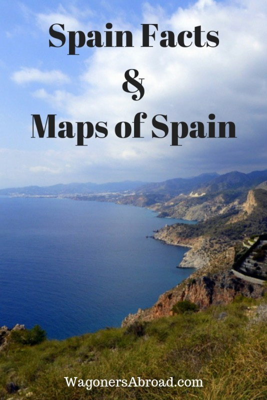 We share some of the basic facts for Spain, including maps of Spain with you. Whether you are just planning to visit Spain or Move to Spain these will help. Read more on WagonersAbroad.com