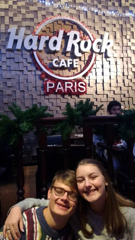 Hard Rock Cafe Paris