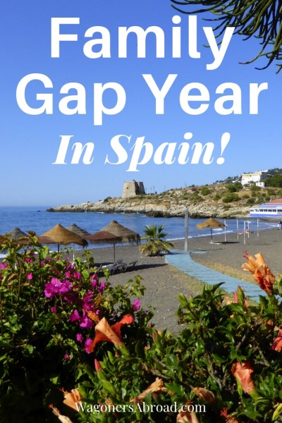 Family Gap Year In Spain - A gap year can now mean a family can travel or immerse in a new culture for a year.  It could mean your family can live a year in Spain!  It's just one year to take a break from your normal day to day life, to experience something completely different.  Try new foods, a new language, new routines, a different way of doing things.  It is the perfect way to give the gift of experience, culture and the world to your kids. Read more on WagonersAbroad.com