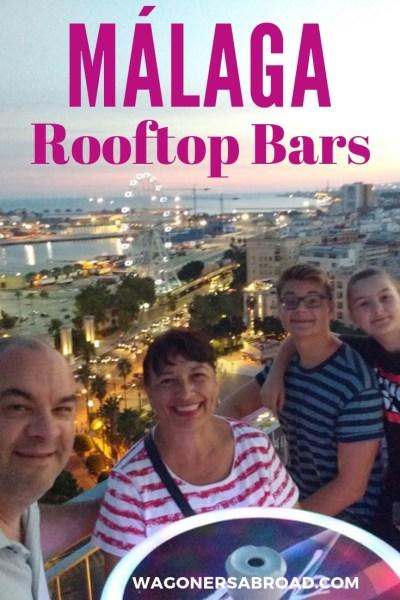 Terrazas Rooftop Bar Malaga The List To Keep Wagoners