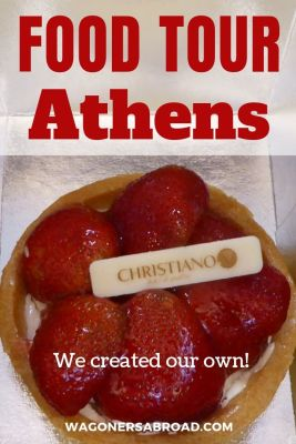 If you want to get a taste of Athens, then create your own Athens Food Tour! You won't have to travel far to get a taste of everything, here's a guide. Read more on WagonersAbroad.com