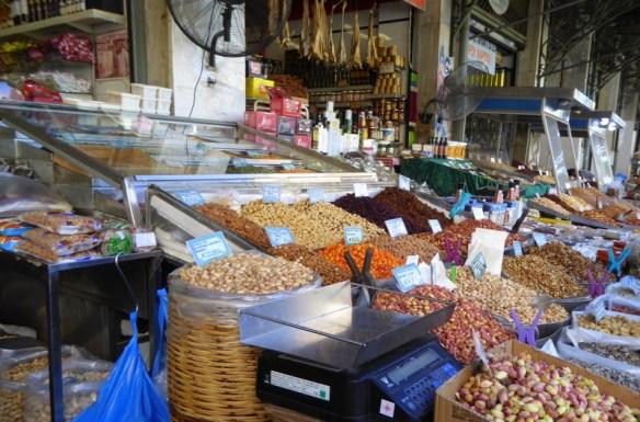 Spice street Athens Evripidou Street (Spices)