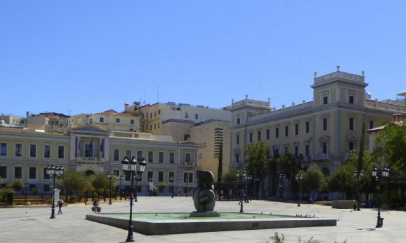 discover Athens and just explore