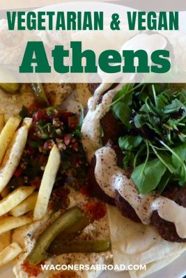 Having two vegans in the family can add an extra layer of planning before we travel.  This time we did all of the research for restaurants and here is our list for vegetarian & vegan Athens! Read more on WagonersAbroad.com