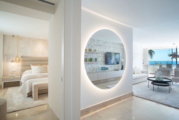 luxury penthouse Estepona mirasol