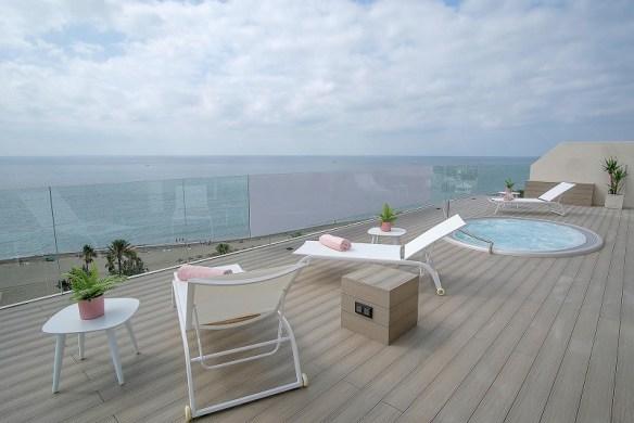 luxury penthouse Estepona santa ana atico