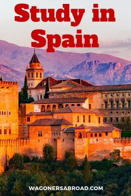 Why not give your university student a gift of a lifetiem and have them study in Spain!  You may select programs to study in Spain in English or in Spanish. Read more on WagonersAbroad.com