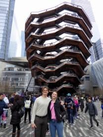 The Vessel New York Hudson Yard